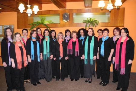 Women Choir Duha